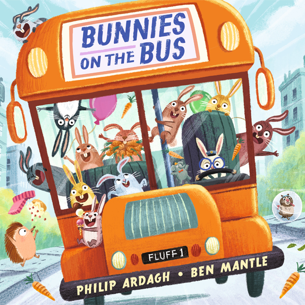 Stories at Home - Bunnies on the Bus