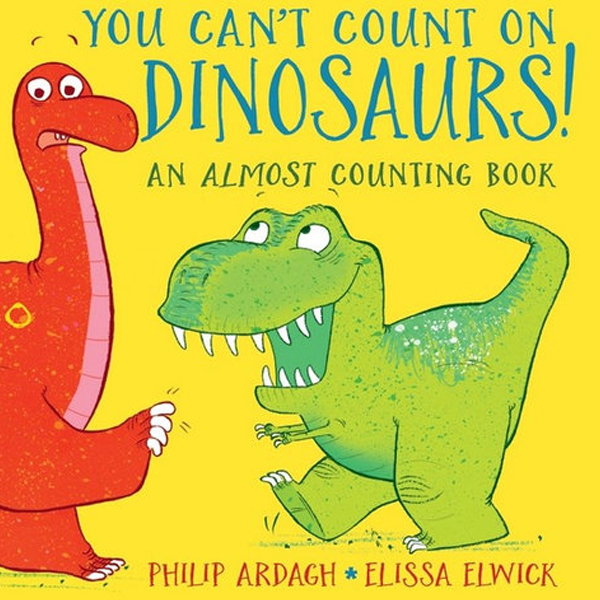 Stories at Home - You Can't Count on Dinosaurs!